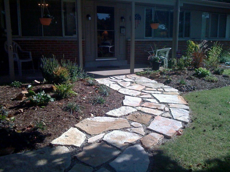 Reviews and pictures gottschalk stone quarry Natural stone walkways