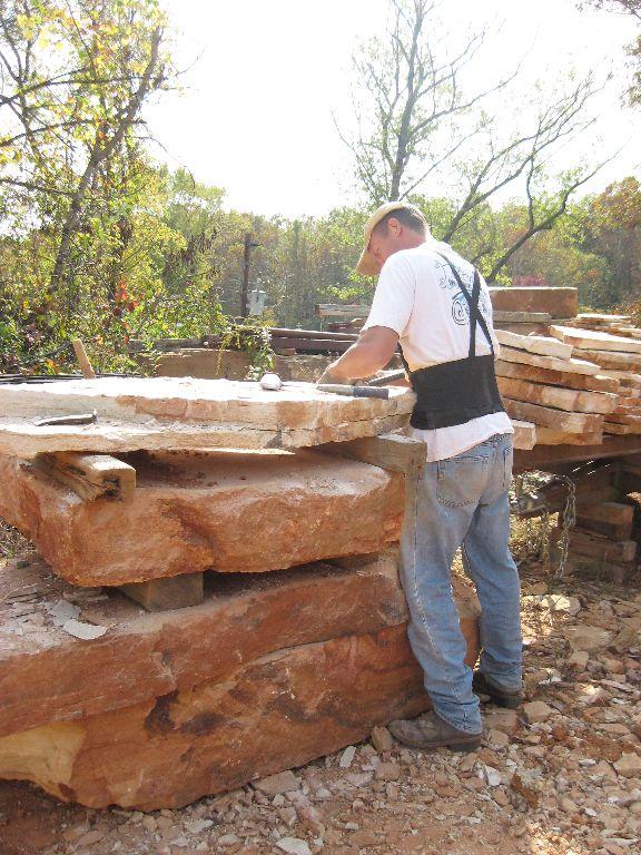 Natural Stone Splitter