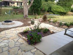 Natural Stone Patio in Florissant, MO
