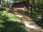 Rustic Steps and Path - Desoto, MO