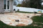 missouri flagstone patio