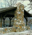 Outdoor Hearth - Natural Missouri Stone