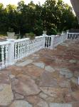 Lightweight Patio Paving Stone - Balcony in Columbia, MO