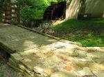 Stone Path and Wall - Markham Springs - Williamsville, MO