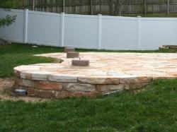 Thick Patio Stone -OFallon, MO
